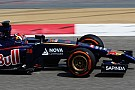Toro Rosso: Egy elégedett Daniil Kvyat