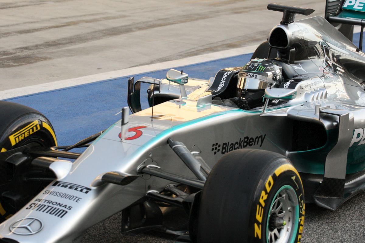 Rosberg végzett az élen: 554 kört tesztelt a Mercedesszel az évadnyitó Ausztrál Nagydíj előtt