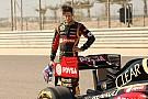 Videón Grosjean őrjöngése az új Lotus miatt: A francia nagyon kiakadt