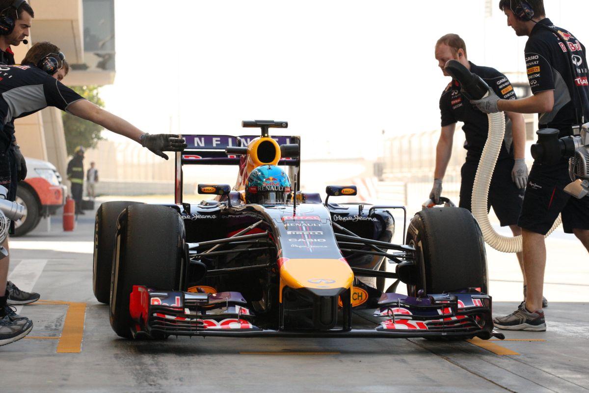 Ecclestone: Sokan szeretnék Vettel-t veszíteni látni