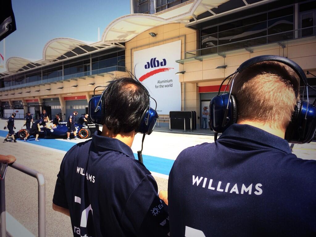 Türelmetlen versenyzők a Williamsnél: irány Ausztrália!
