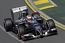 Sauber: Gyenge kezdés Ausztráliában
