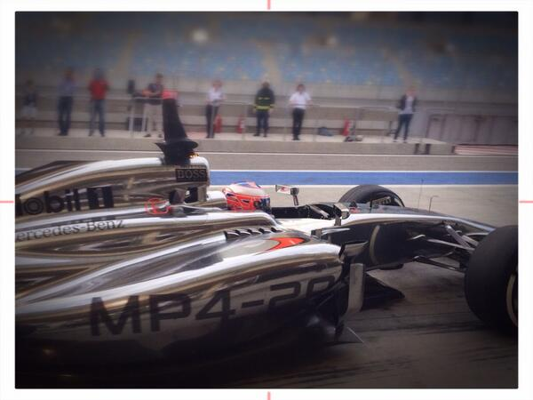 Kicsit tompa, nagyon más, de még mindig F1: fedélzeti kamerával a McLarenen