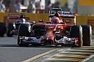 Raikkönen hétvégéje egyelőre felejtős a Ferrarinál (Videón az ütközés)