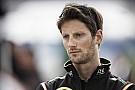 Röviden: Grosjean a bokszutcából rajtol