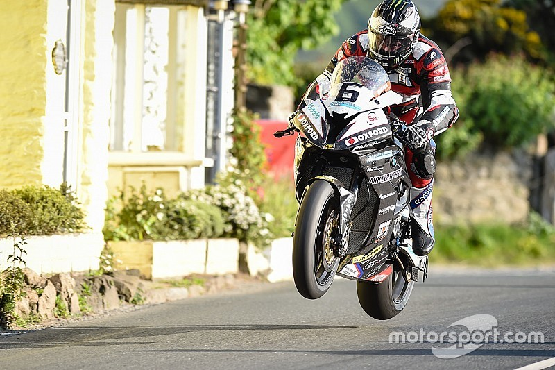 Isle of Man TT: Senior TT Favoritencheck in Fotos
