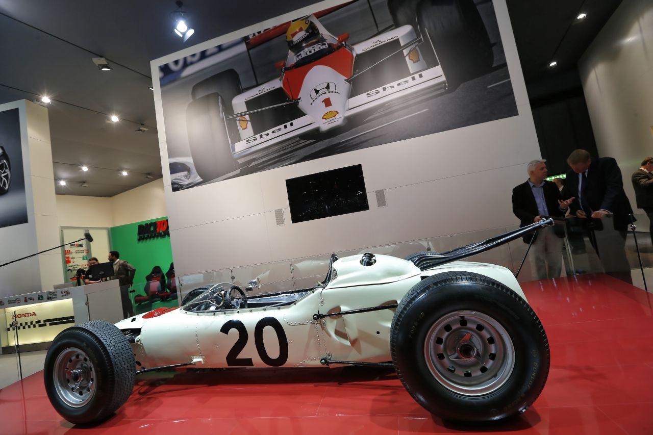 A Honda laboratóriumként tekint az F1-re: csak a győzelem ad értelmet a versenyzésnek