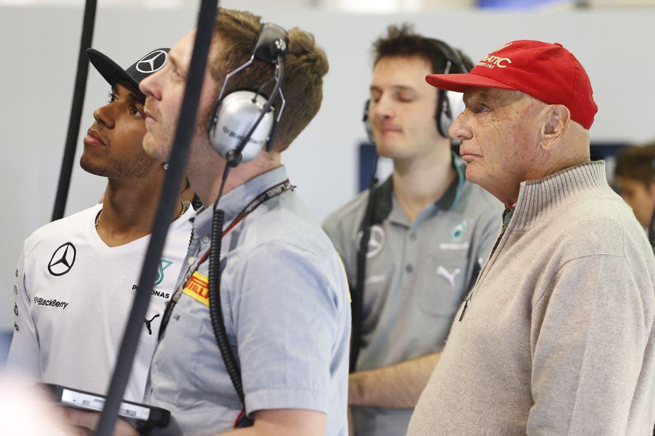 Lauda: abszurd a motorhangot övező vita, úgysem lehet változtatni rajta
