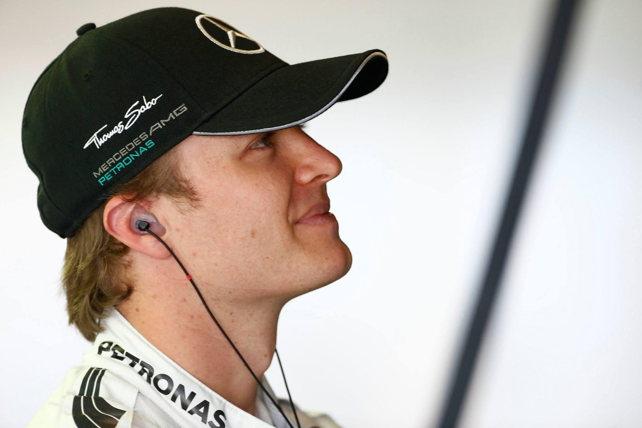 Rosberg: Ostobaság lenne azt mondani, hogy én vagyok a bajnokság fő esélyese