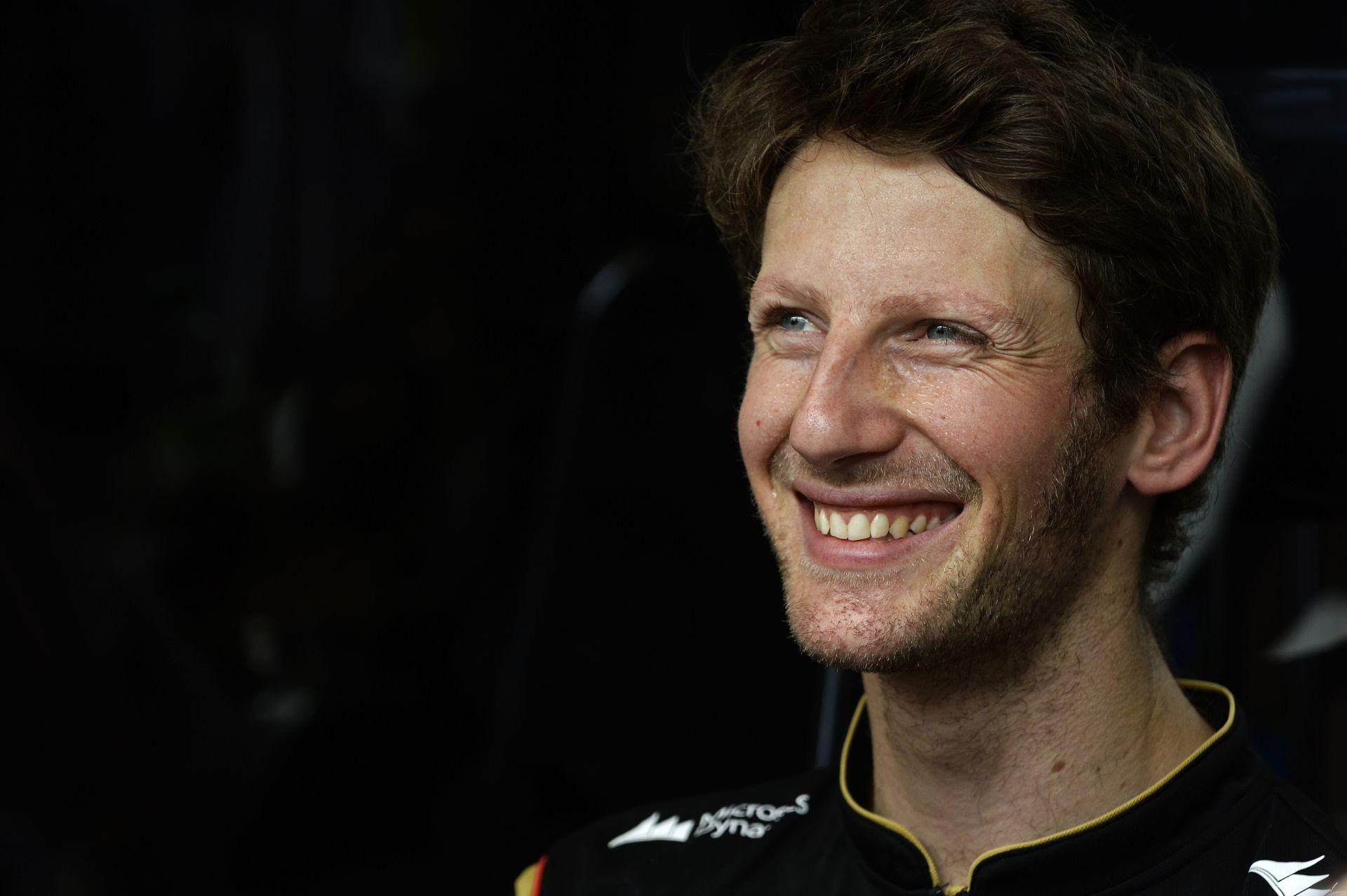 Grosjean: A Lotus még nincs rendben, de jobbak lehetünk