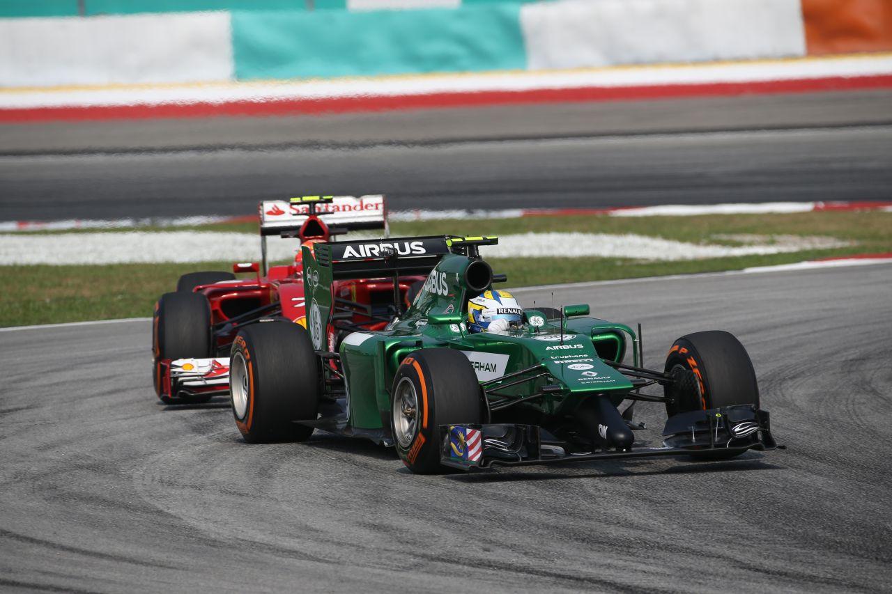 Boldog a Toro Rosso, a Caterham már nem annyira