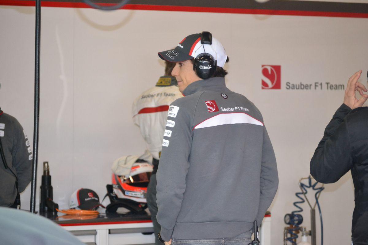 Gutiérrez: a Sauber élvez elsőbbséget, de nyitva kell hagyni az ajtót