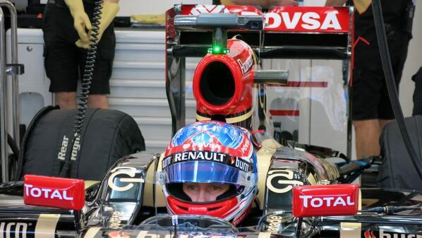 Újabb motorhangok Bahreinből: kicsit tompa, kicsit csendes, de még mindig F1