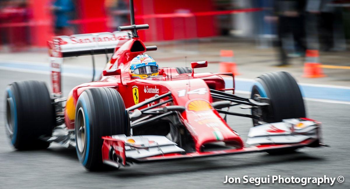 Alonso áll az élen, még mindig szenved a Red Bull, akadozik a Mercedes