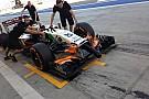 19 kört teljesített ma a Force India: legalább a délelőtt hasznos volt