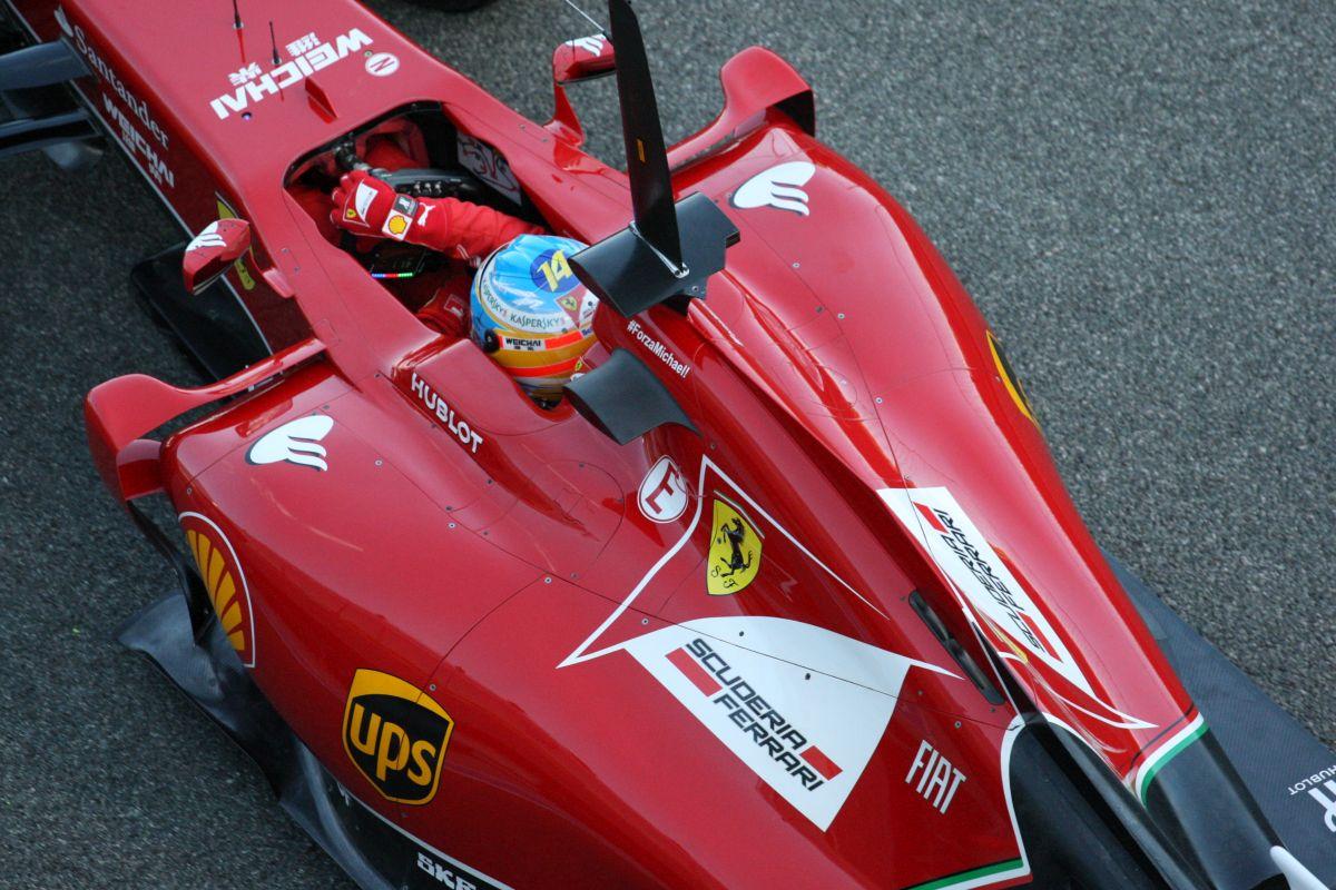Alonso: Kimi minden egyes köre megvan a számítógépemen