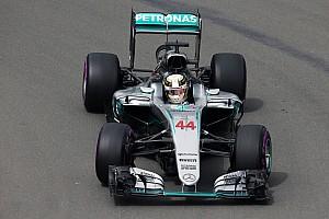F1 Noticias de última hora Hamilton también domina la segunda sesión libre