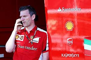 Formule 1 Actualités Allison lié à Ferrari malgré la rumeur Renault