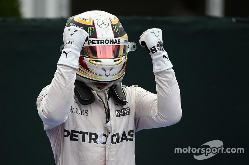 """Hamilton: """"La durata delle gomme è stata la chiave del successo"""""""