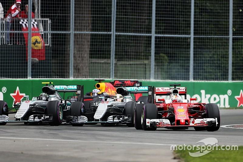 """Ferrari admite el error en la estrategia y Vettel """"hace piña"""""""
