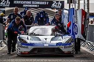 Le Mans Noticias Magnussen cree que Ford no ha mostrado sus cartas en Le Mans
