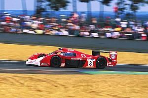 Le Mans Fotostrecke Fotostrecke: Alle Le-Mans-Autos von Toyota