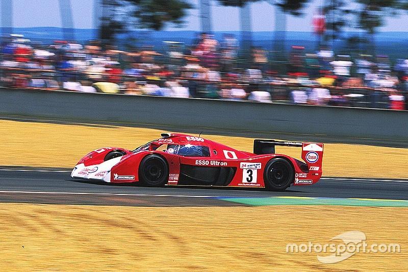 Alle Le-Mans-Autos von Toyota