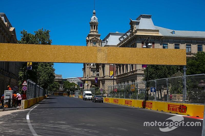 """Hamilton: """"Baku? In alcuni tratti è larga come un'autostrada!"""""""