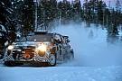 Havas körülmények között tesztelik a Hyundai i20 WRC-t