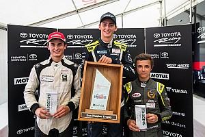 Formula Renault BRÉKING Habsburg Ferdinánd győzelemmel koronázta meg a 2016-os Toyota Racing Series szezonját