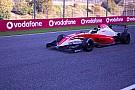 Habsburg a Fortec Motorsport színeiben vág neki a Formula Renault 2.0 bajnokságnak