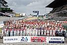 Video: Alex Wurz ontmoet oude bekenden bij Le Mans-fotoshoot