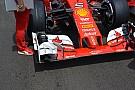 Технічний брифінг: Переднє антикрило Ferrari SF16-H