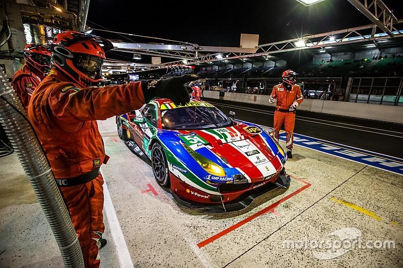 Cambia ancora il BoP: meno boost alla Ford e più peso alla Ferrari