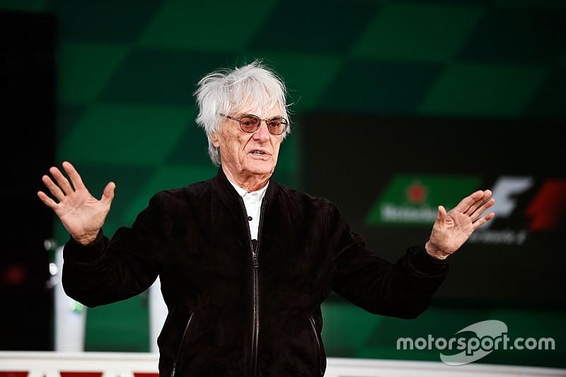 """Ecclestone: """"Spetta all'ACI decidere dove si farà il GP d'Italia"""""""