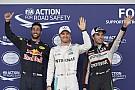 Rosberg con la pole, Pérez saldrá en la P7