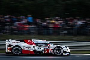 Le Mans Noticias de última hora Toyota manda en Le Mans después de ocho horas
