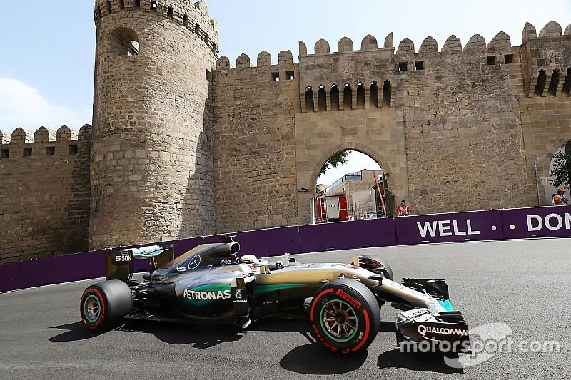 """""""Bakú es lo que la F1 necesita"""", dice Wolff"""