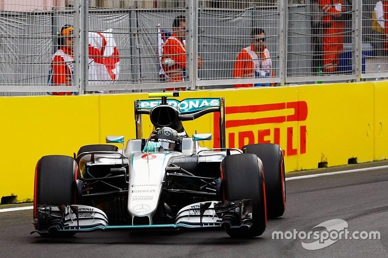 Baku incorona Rosberg nel GP d'Europa e Vettel rilancia la Ferrari