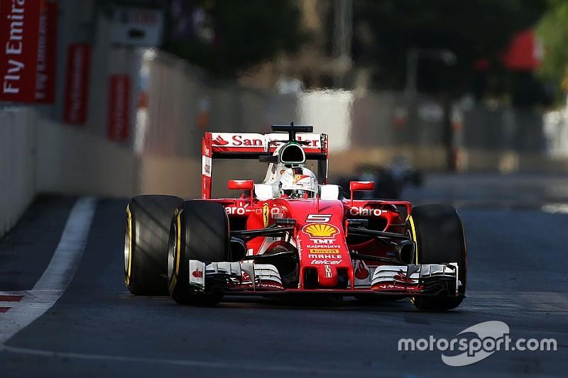 """Vettel: """"Siamo gli sfidanti della Mercedes, ma non ci basta"""""""