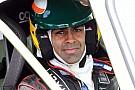 ويليامز تعيّن شاندهوك بمنصب السائق الفخري