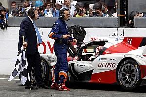 Le Mans Son dakika Nakajima Toyota'nın acı verici Le Mans finalini anlattı