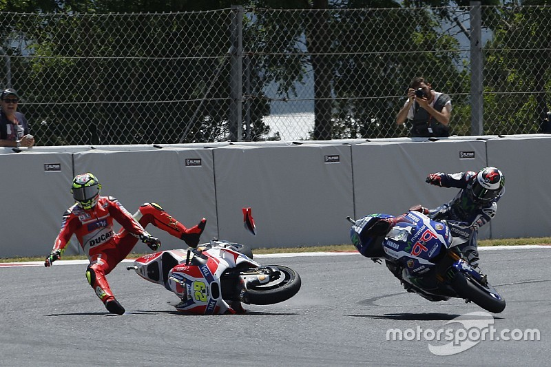 """Lorenzo: """"Assen mi piace ma devo dimenticare il crash con Iannone"""""""