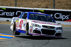 NASCAR Cup Preview Road course ace Allmendinger one to watch at Sonoma