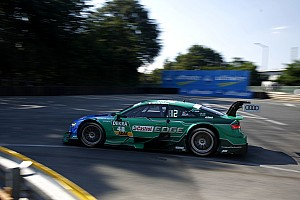 DTM Trainingsbericht DTM Norisring: Edoardo Mortara im Freitagstraining vorn