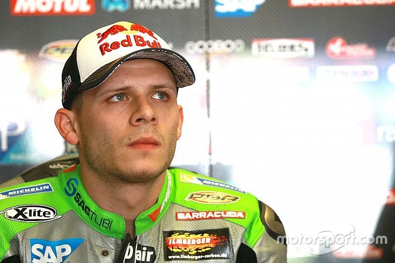 """Bradl: """"Es difícil que siga en MotoGP en 2017"""""""