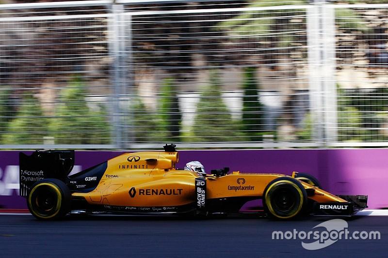 Renault пересмотрит план развития аэродинамики своей машины