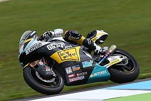 Moto2 Relato de classificação Chuva reaparece em Assen e garante pole de Luthi