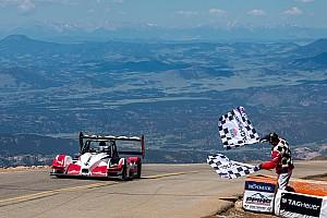 Bergrennen News Eine Woche nach Le Mans: Romain Dumas siegt auch am Pikes Peak