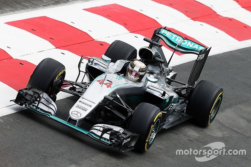 """Hamilton necesita """"hacer un mejor trabajo"""" en clasificación"""